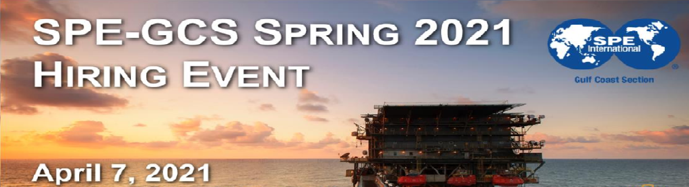 Energy Professionals Spring 2021 FREE Virtual Hiring Event